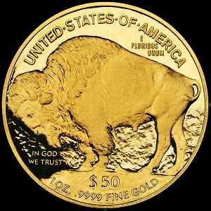 American Gold Eagle vs  American Gold Buffalo - Michael Mazack