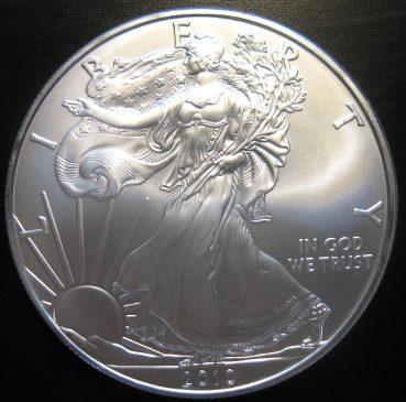 Silver Eagle Bullion Coins Michael Mazack